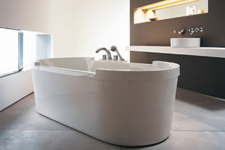 Starck Tube freestanding  by  Duravit