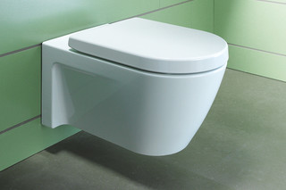 Starck wall WC  by  Duravit