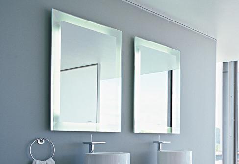 starck x spiegel von duravit stylepark. Black Bedroom Furniture Sets. Home Design Ideas