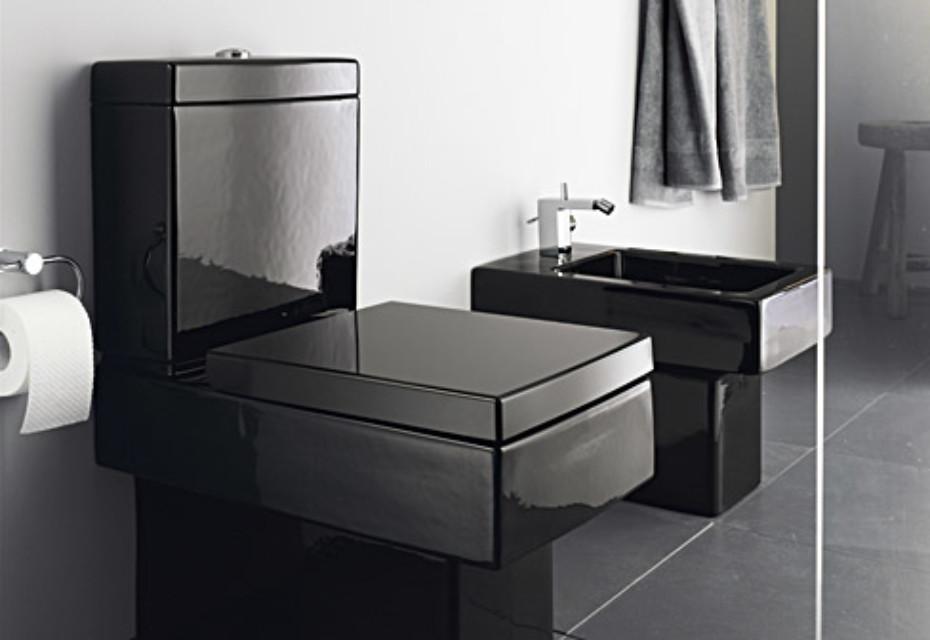 Vero Black Stand-WC