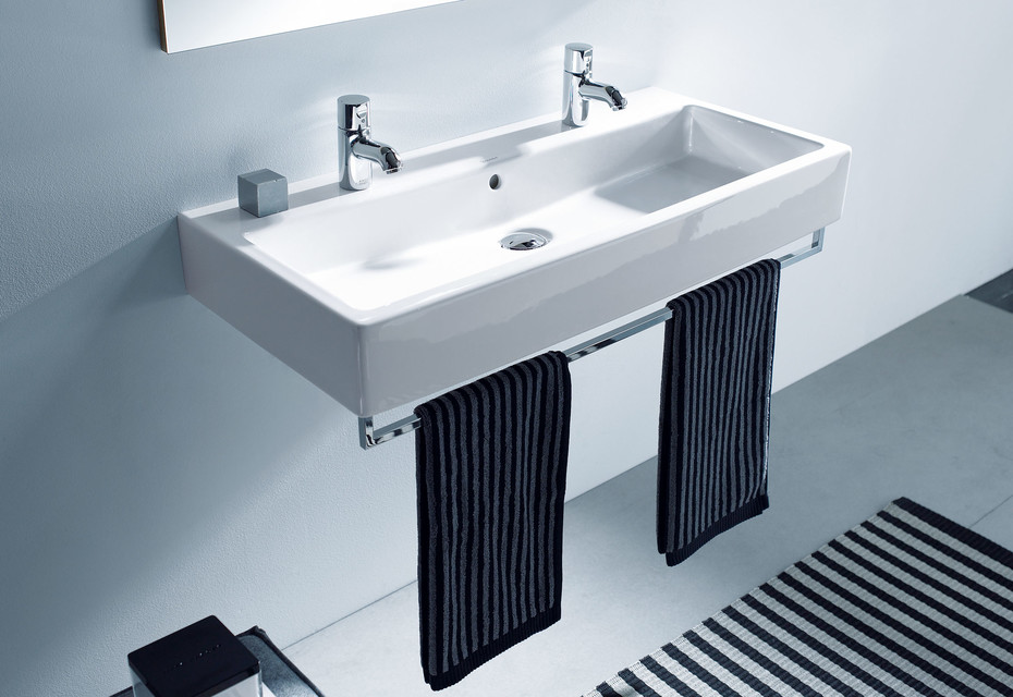 Vero double washbasin