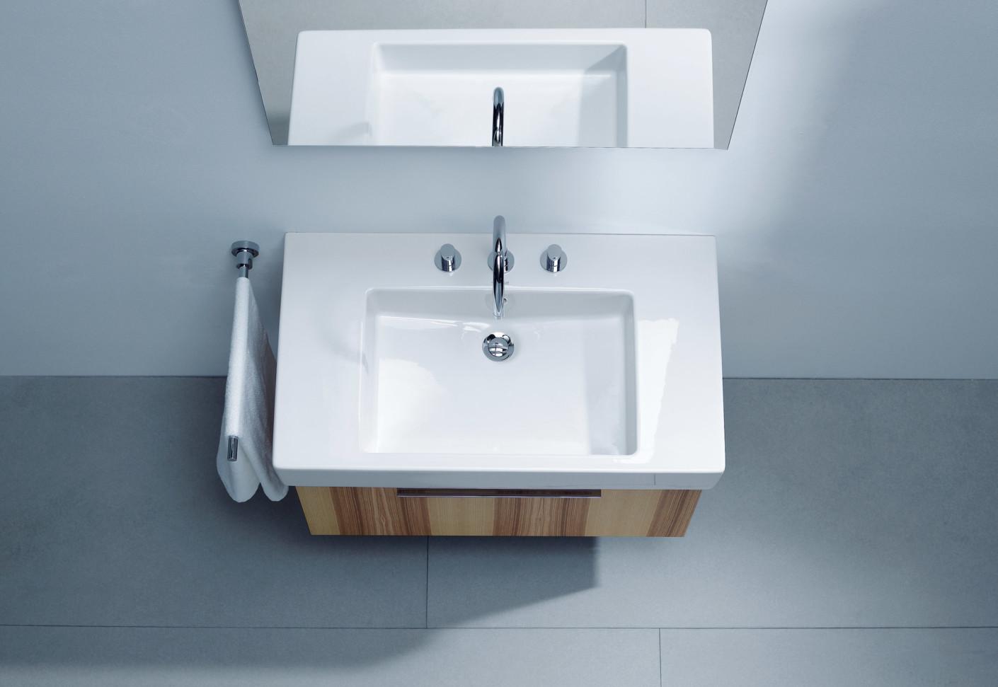 vero furniture washbasin by duravit stylepark. Black Bedroom Furniture Sets. Home Design Ideas