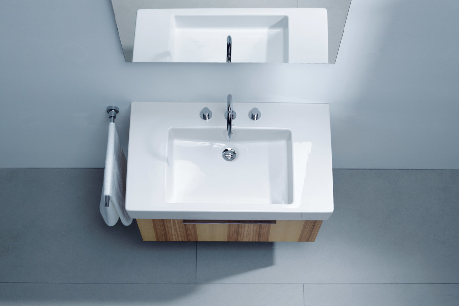 vero furniture washbasin by duravit stylepark. Black Bedroom Furniture Sets. Home Design Ideas