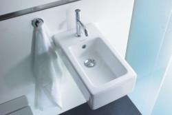vero black wall toilet by duravit stylepark. Black Bedroom Furniture Sets. Home Design Ideas