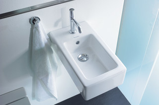 Vero washbasin small  by  Duravit