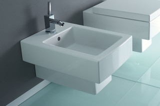 Vero Wall Bidet by Duravit