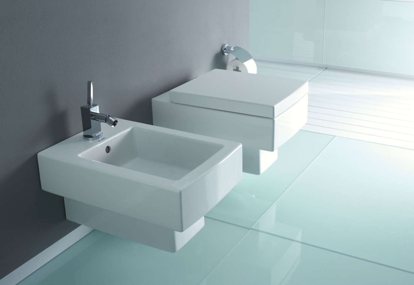 Building A Bathroom Vanity >> Vero Wall WC by Duravit | STYLEPARK