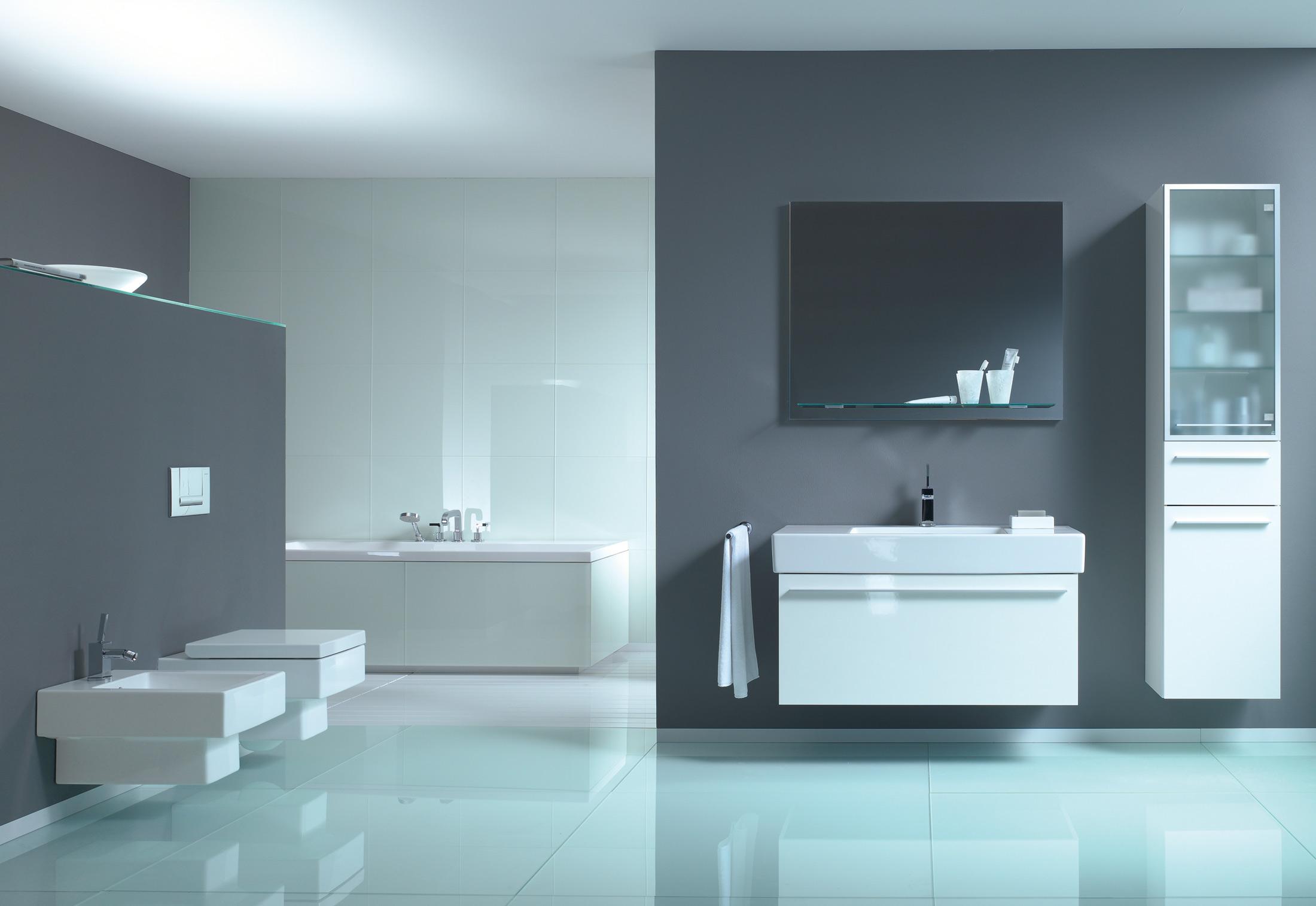vero wand wc von duravit stylepark. Black Bedroom Furniture Sets. Home Design Ideas