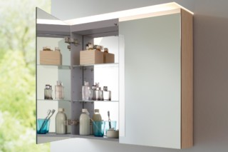 X-Large mirror Cabinet  by  Duravit