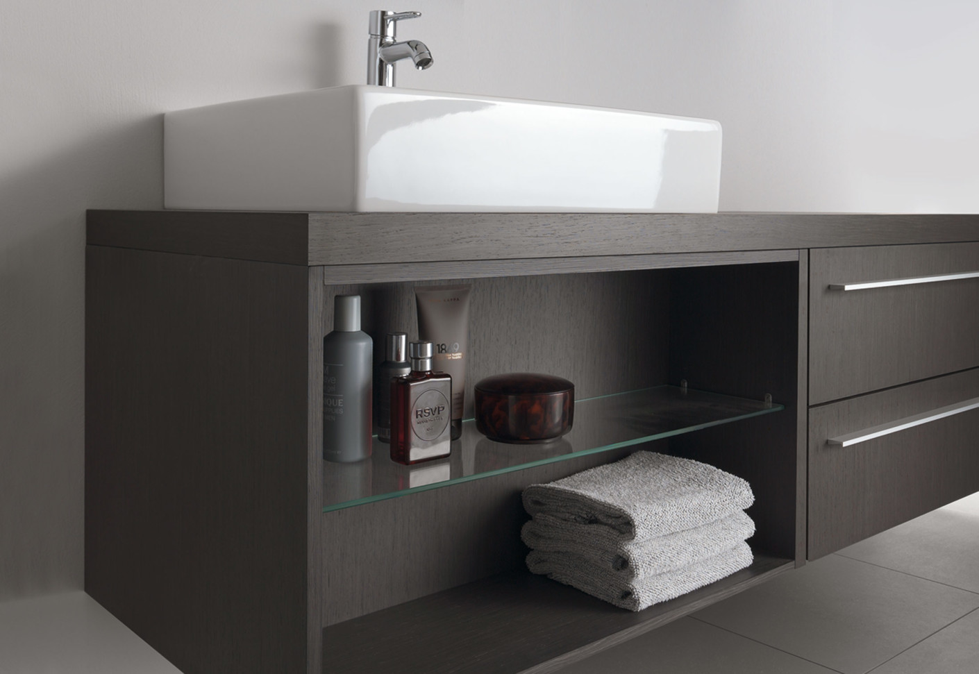 X Large Vanity Unit Open By Duravit Stylepark