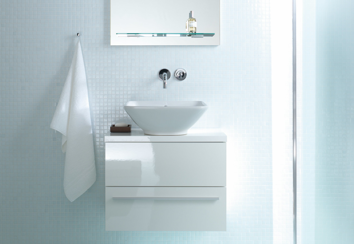 Bathroom Ceiling Fans >> X-Large Vanity unit small by Duravit | STYLEPARK