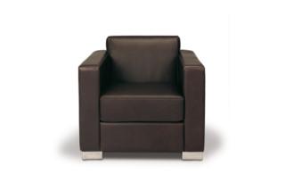 Club Havanna armchair  by  Durlet