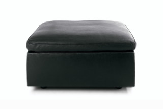 Coco ottoman  by  Durlet