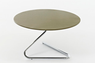 Oliver Side Table  by  Durlet
