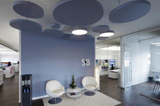 Ceiling and light combination TOMEO-R®  by  durlum