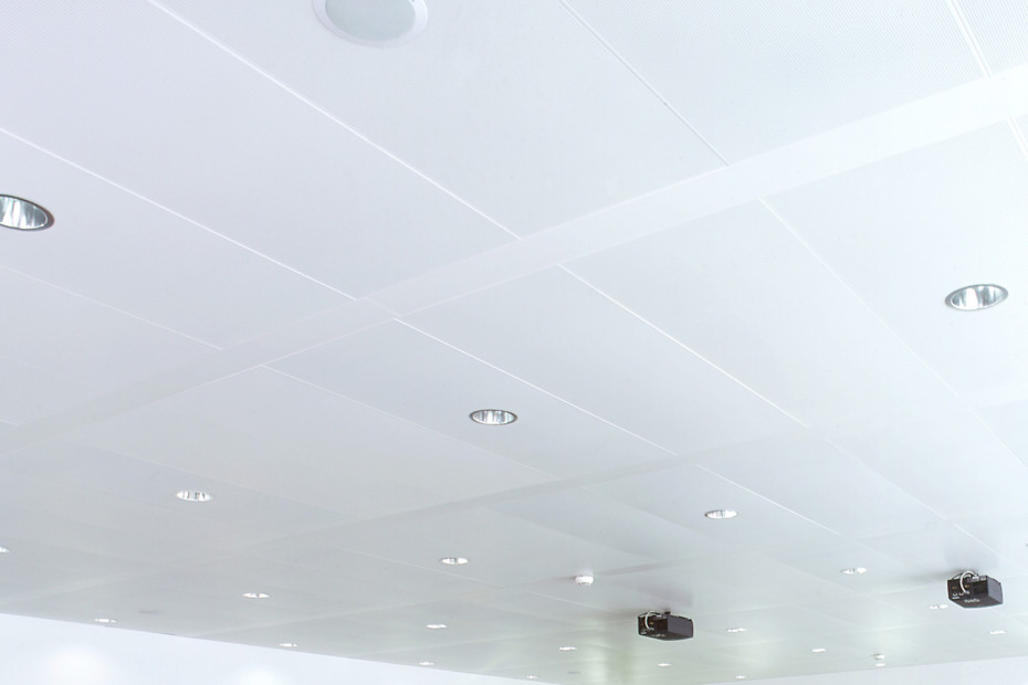 Chilled ceiling dur-COOLTEC