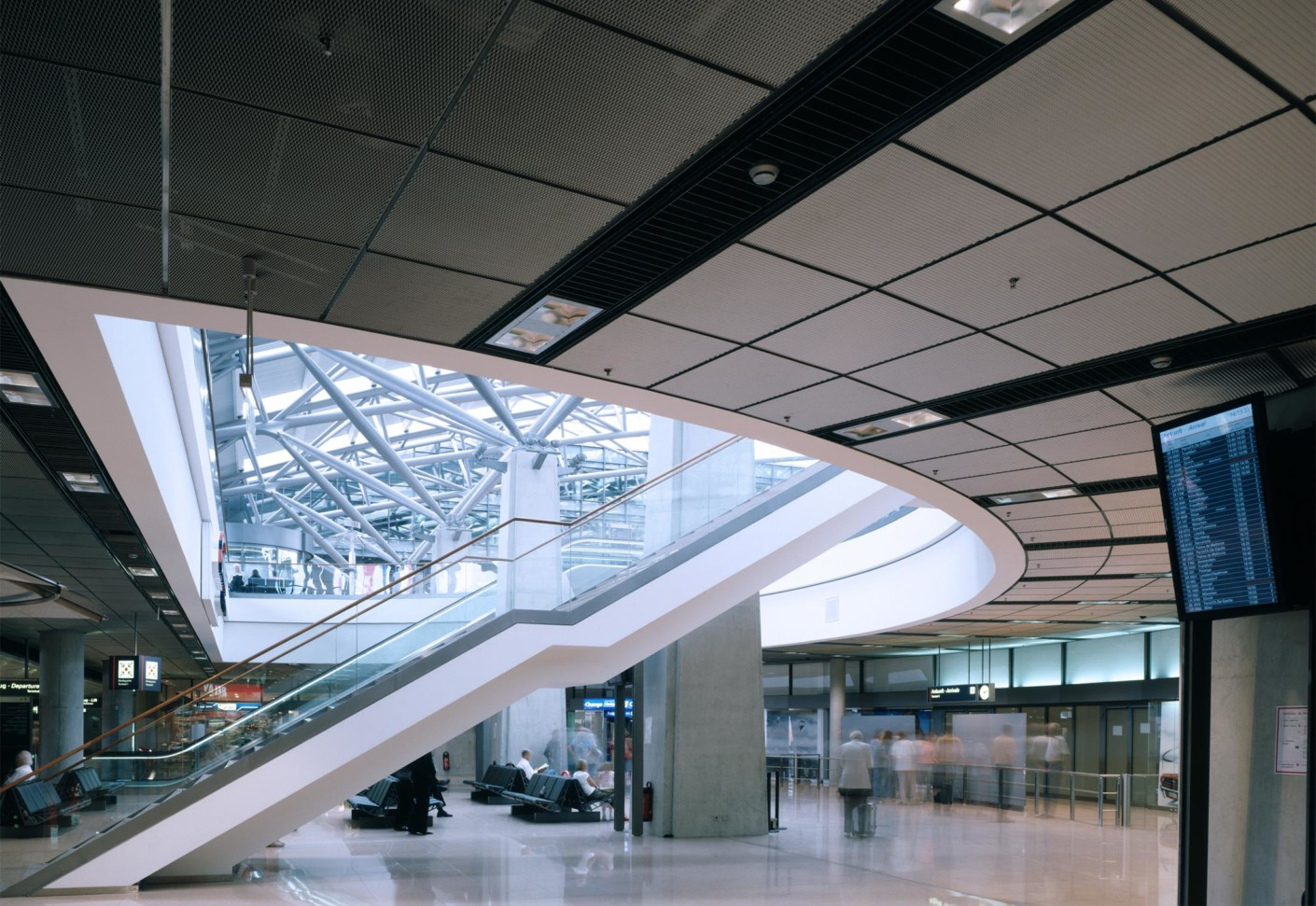 Expanded Metal Ceilings By Durlum Stylepark