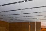 Linear Ceilings  by  durlum