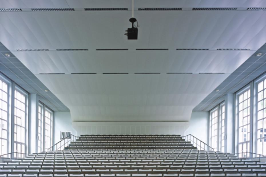 Linear Ceilings By Durlum Stylepark