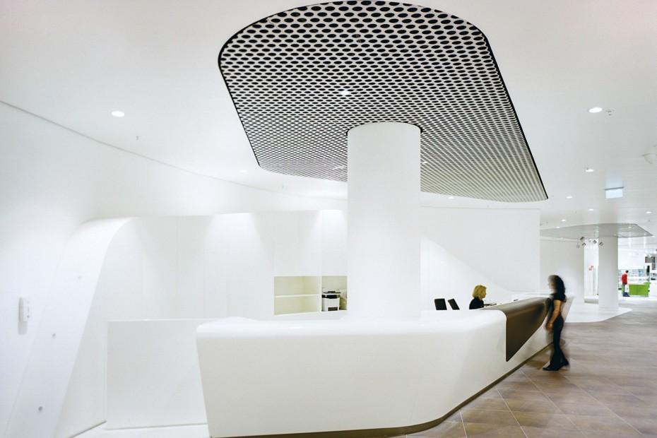 Metal ceiling LOOP®