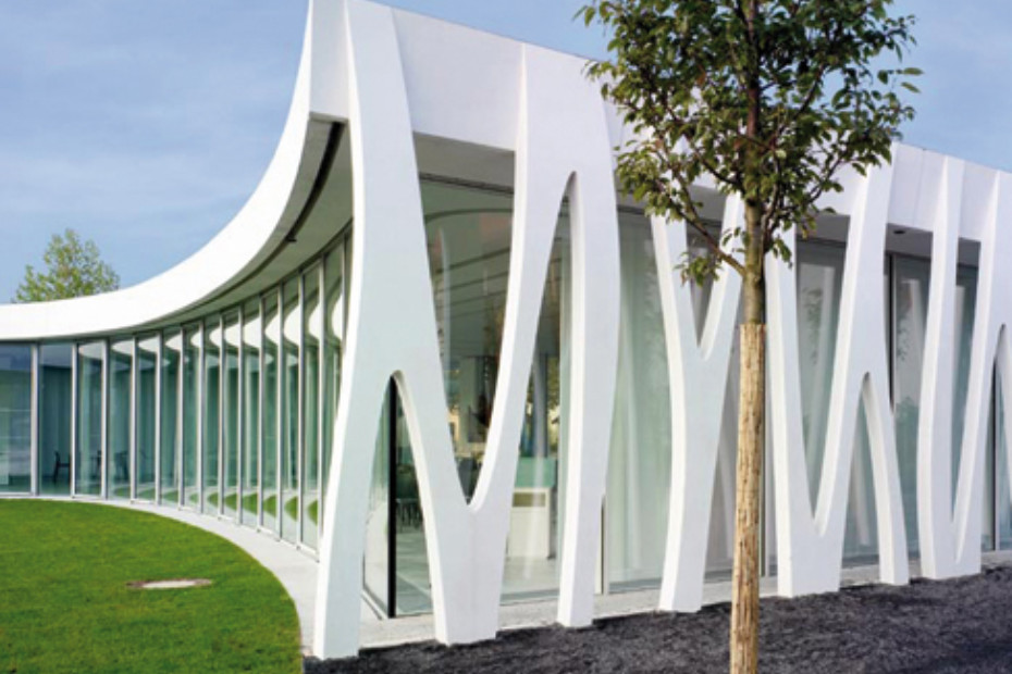 Dyckerhoff WEISS community center, Mannheim