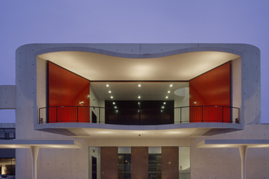 Dyckerhoff WEISS, theater Darmstadt