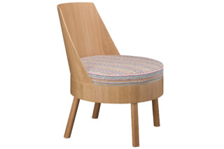 BESSY Lounge chair  by  e15