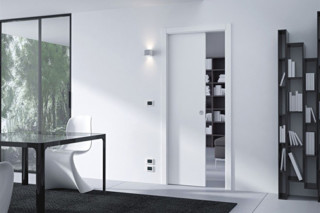 Luce sliding door  by  Eclisse