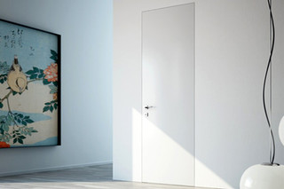 Syntesis® Line swing door  by  Eclisse