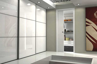 Unico sliding door  by  Eclisse