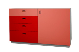 Satelitte Sideboard  by  Quodes