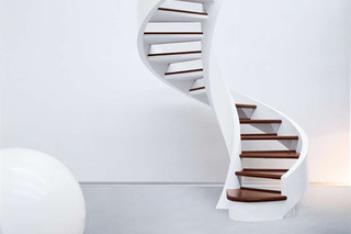 Stairs in Cement C-SA  by  Edilco
