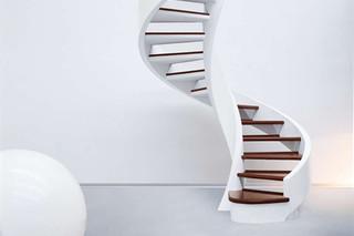 Treppe aus Zement C-SA  von  Edilco