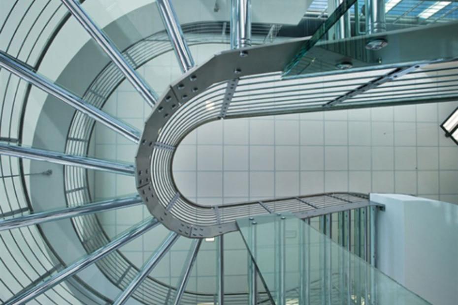 Treppe aus Stahl E-TA