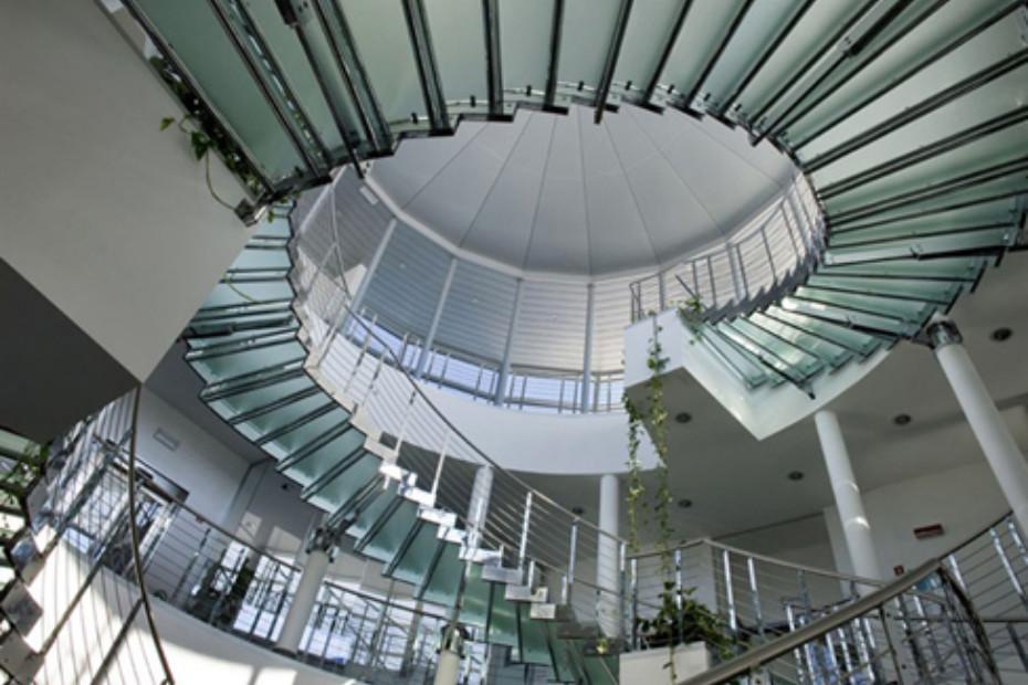 Treppe aus Stahl E-TR