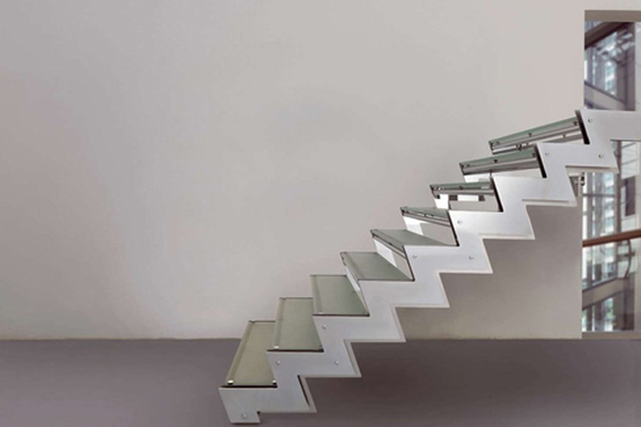 Stairs in steel E-TZ2