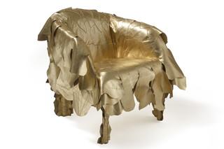 Leatherworks Sessel  von  edra