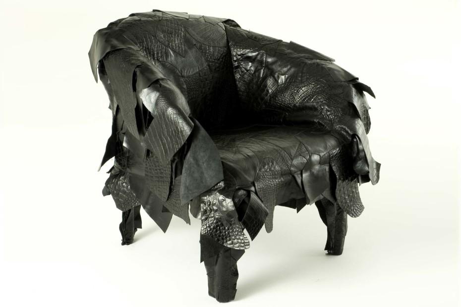 Leatherworks Sessel