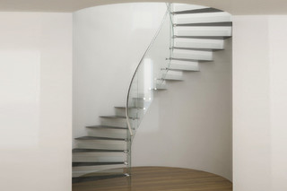 Carbon staircase  by  EeStairs