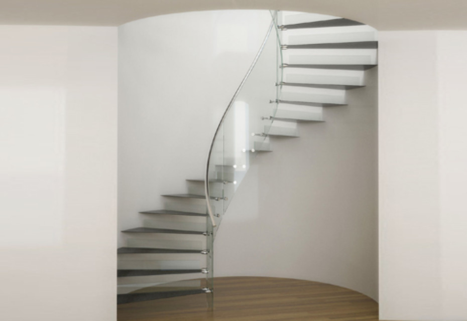 Carbon staircase