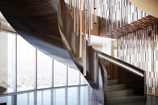 Luxury stairs  von  EeStairs