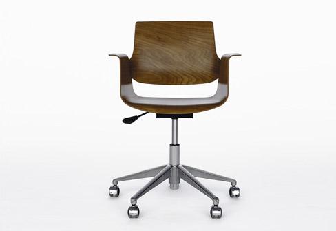 Marchand drehstuhl von embru stylepark for Designer drehstuhl