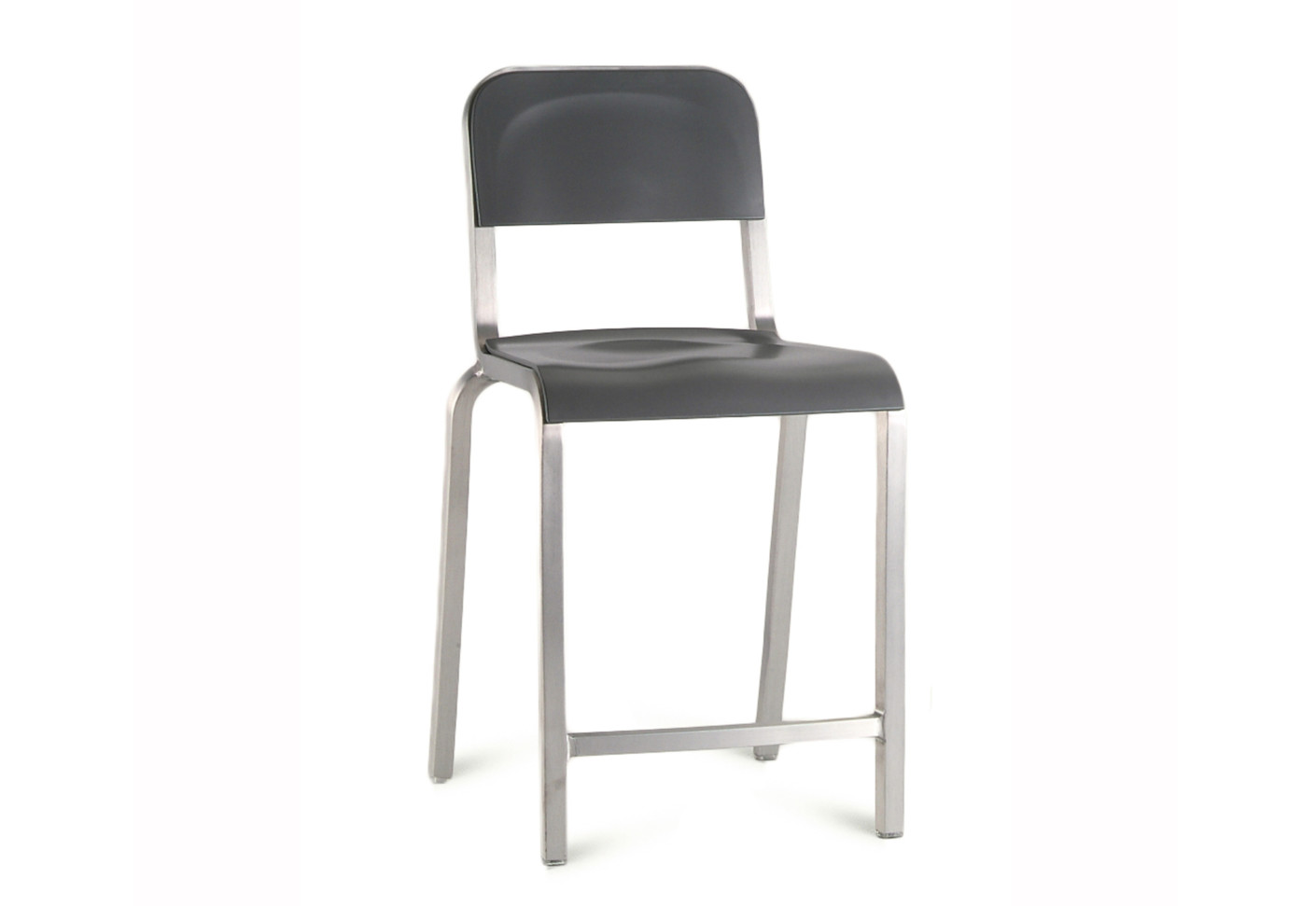 1951 Counter Stool By Emeco Stylepark