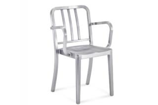 Heritage Stuhl mit Armlehnen  von  Emeco