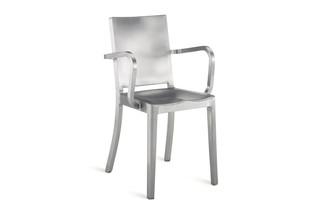 Hudson Armlehnen Stuhl  von  Emeco