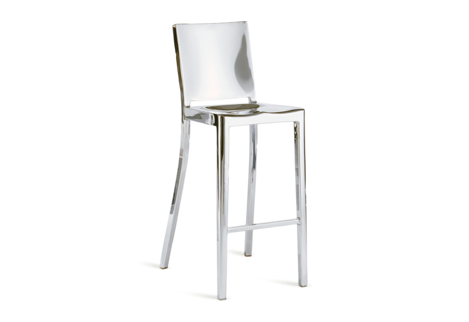 Hudson Bar stool polished