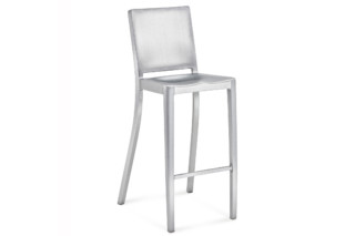 Hudson Bar stool  by  Emeco