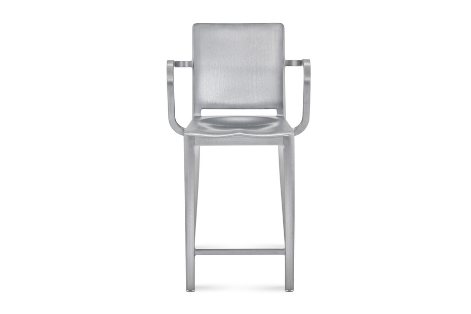 Hudson Counter stool with arms