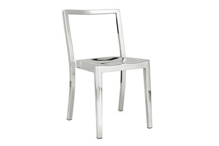 Icon Chair polished  by  Emeco