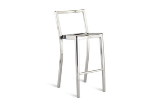 Icon Counter stool polished  by  Emeco